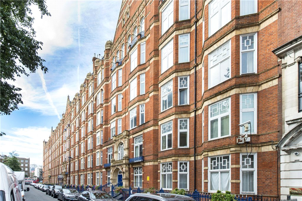 Image of Bickenhall Mansions, Bickenhall Street, London, W1U