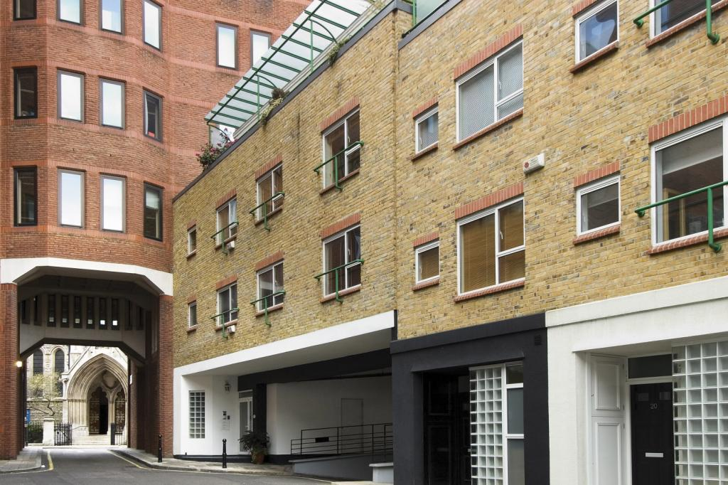 Image of Jacobs Well Mews, London, W1U