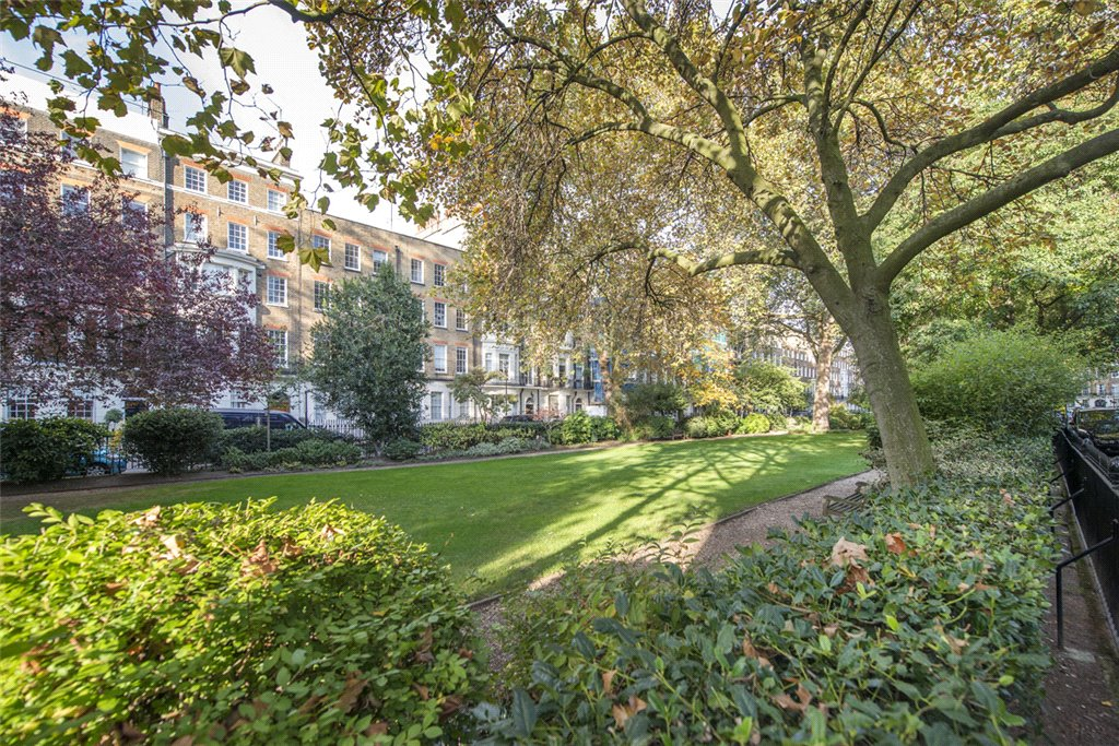 Image of Montagu Square, London, W1H