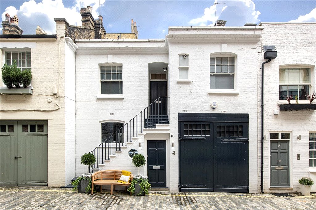 Image of Dunstable Mews, Marylebone Village, London, W1G