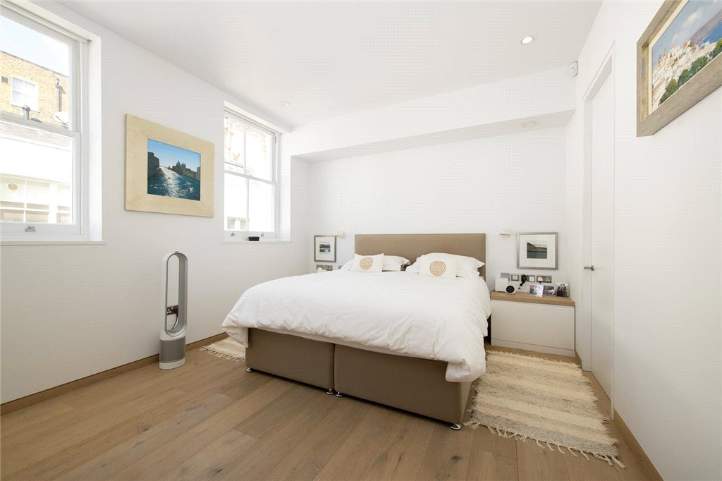 Image of Oldbury Place, Marylebone Village, London, W1U